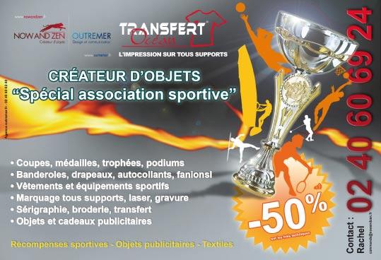 Transfert-océan : spécial associations sportives
