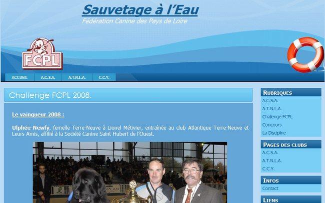 Fédération Canine des Pays de Loire