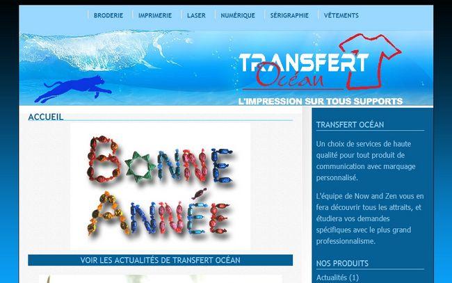 Transfert Océan